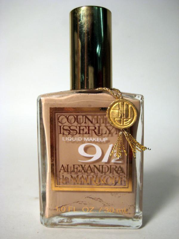 Alexandra De Markoff Countess Isserlyn Liquid Makeup 91 1 2 Tester 1